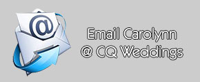 email CQ Weddings and contact details