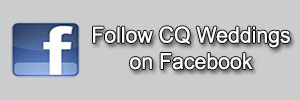 CQ Weddings on Facebook - like and follow
